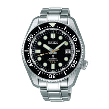 Load image into Gallery viewer, Seiko Prospex (Japan Made) He-Diver's Automatic Professional Marin Master Silver Stainless Steel Band Watch SLA021J1 | Watchspree