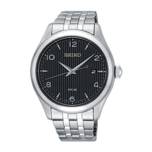 Load image into Gallery viewer, Seiko Solar Silver Stainless Steel Band Watch SNE489P1 | Watchspree