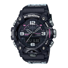Load image into Gallery viewer, Casio G-Shock Master of G Mudmaster BURTON Collaboration Model Snow-Covered Resin Band Watch GGB100BTN-1A GG-B100BTN-1A