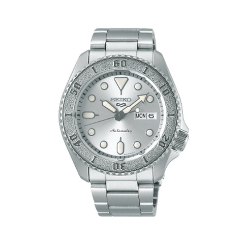 Seiko 5 Sports Automatic Stainless Steel Band Watch SRPE71K1 | Watchspree