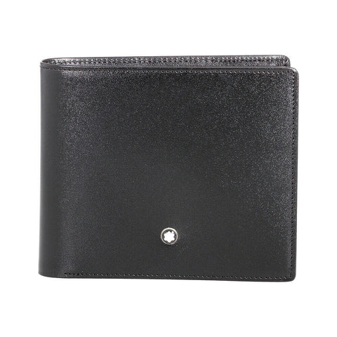 Montblanc Meisterstuck Black Leather 11CC Wallet 7162 [Pre-order]