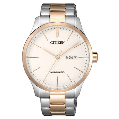 Citizen Men's Automatic Two Tone Stainless Steel Watch NH8356-87A
