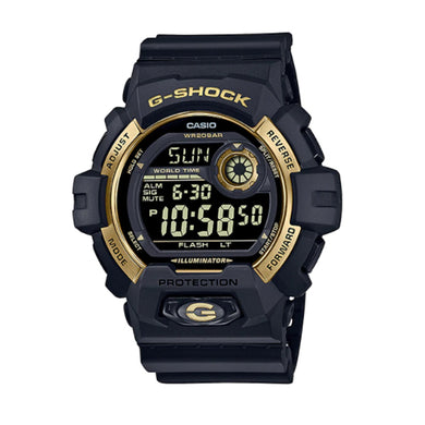 Casio G-Shock G-8900 Lineup Large Case Black Resin Band Watch G8900GB-1D G-8900GB-1D G-8900GB-1
