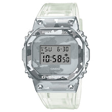 Load image into Gallery viewer, Casio G-Shock GM-5600 Lineup Special Colour Model Transparent Camouflage Band Watch GM5600SCM-1D GM-5600SCM-1D GM-5600SCM-1