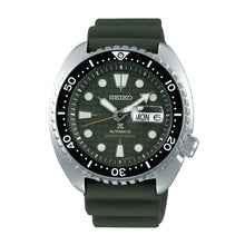 Load image into Gallery viewer, Seiko Prospex Automatic Diver's Grey Silicone Strap Watch SRPE05K1 (LOCAL BUYERS ONLY)