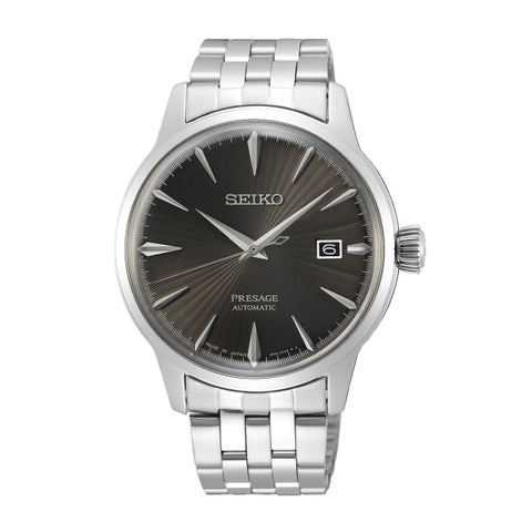 Seiko Prospex (Japan Made) Automatic Silver Stainless Steel Band Watch SRPE17J1 (LOCAL BUYERS ONLY)