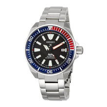 Load image into Gallery viewer, Seiko Prospex (Japan Made) Air Diver's Sea Series Automatic Special Edition Silver Stainless Steel Band Watch SRPB99J1 (LOCAL BUYERS ONLY)