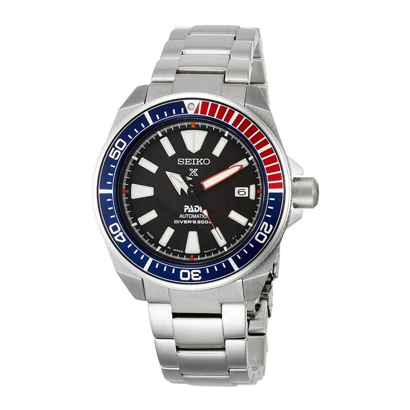 Seiko Prospex (Japan Made) Air Diver's Sea Series Automatic Special Edition Silver Stainless Steel Band Watch SRPB99J1 (LOCAL BUYERS ONLY)