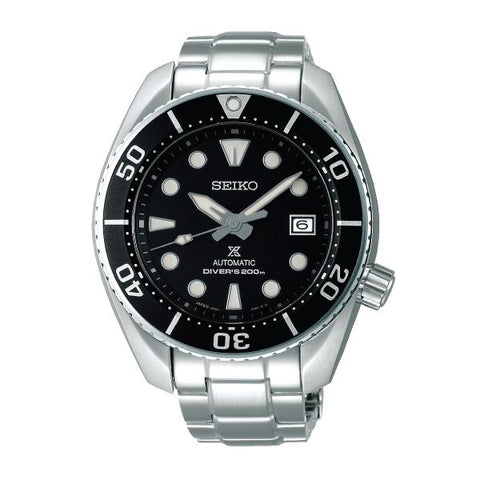 [JDM] Seiko Prospex (Japan Made) Diver Scuba Automatic Silver Stainless Steel Band Watch SBDC083 SBDC083J | Watchspree