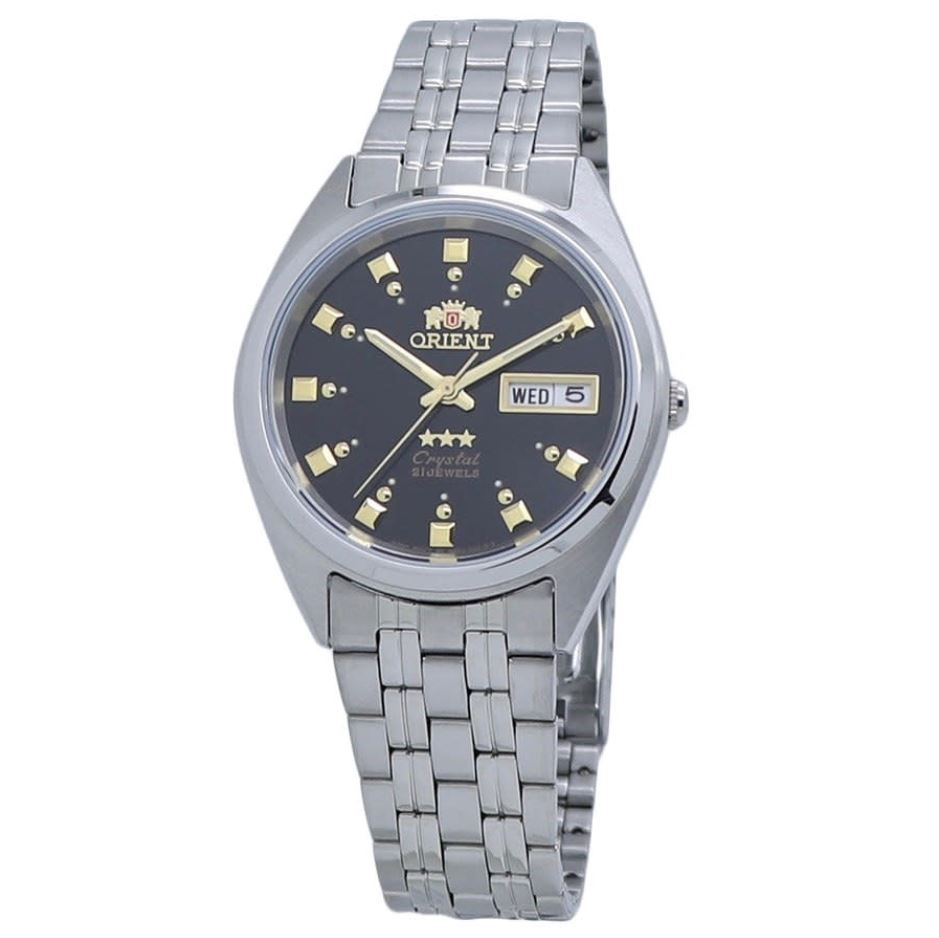 Orient Men's TriStar Automatic Stainless Steel Strap Watch FAB00009B9  | Watchspree