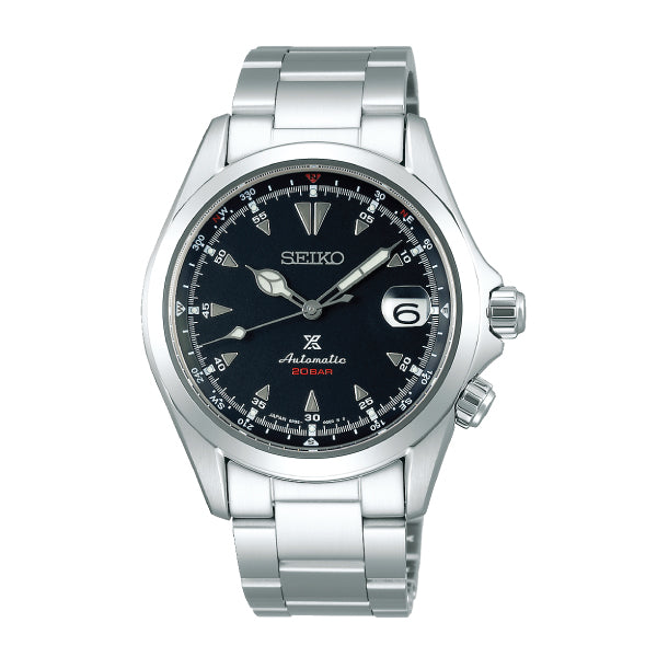 Seiko Prospex (Japan Made) Automatic Silver Stainless steel Band Watch SPB117J1 (LOCAL BUYERS ONLY)