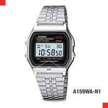 Load image into Gallery viewer, Casio Vintage Watch A159WA-N1