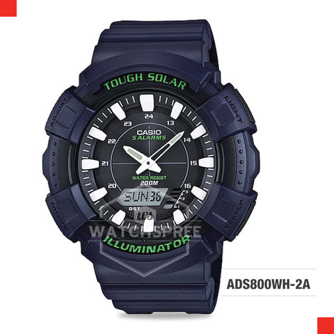 Casio Sports Watch ADS800WH-2A