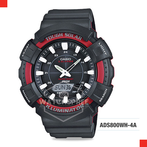 Casio Sports Watch ADS800WH-4A
