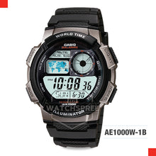 Load image into Gallery viewer, Casio Sports Watch AE1000W-1B