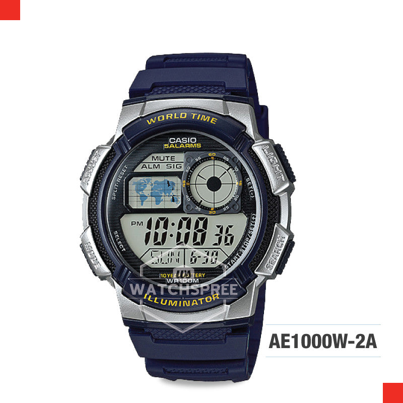 Casio Sports Watch AE1000W-2A