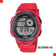 Load image into Gallery viewer, Casio Sports Watch AE1000W-4A