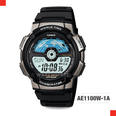Casio Sports Watch AE1100W-1A