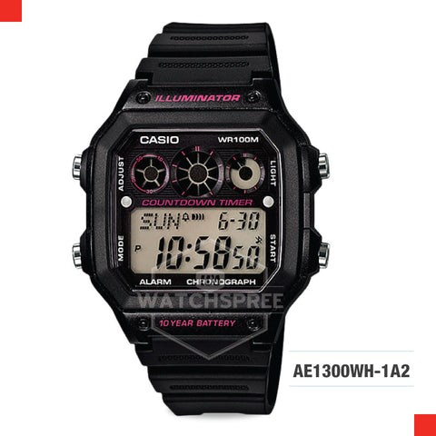 Casio Sports Watch AE1300WH-1A2