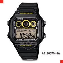 Load image into Gallery viewer, Casio Sports Watch AE1300WH-1A