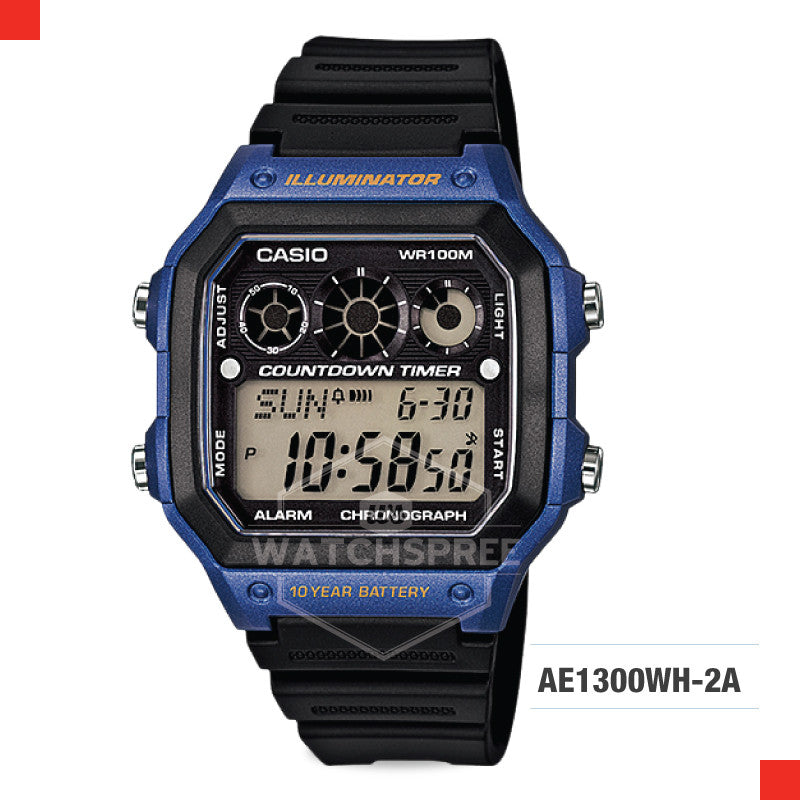 Casio Sports Watch AE1300WH-2A