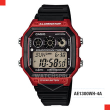 Load image into Gallery viewer, Casio Sports Watch AE1300WH-4A