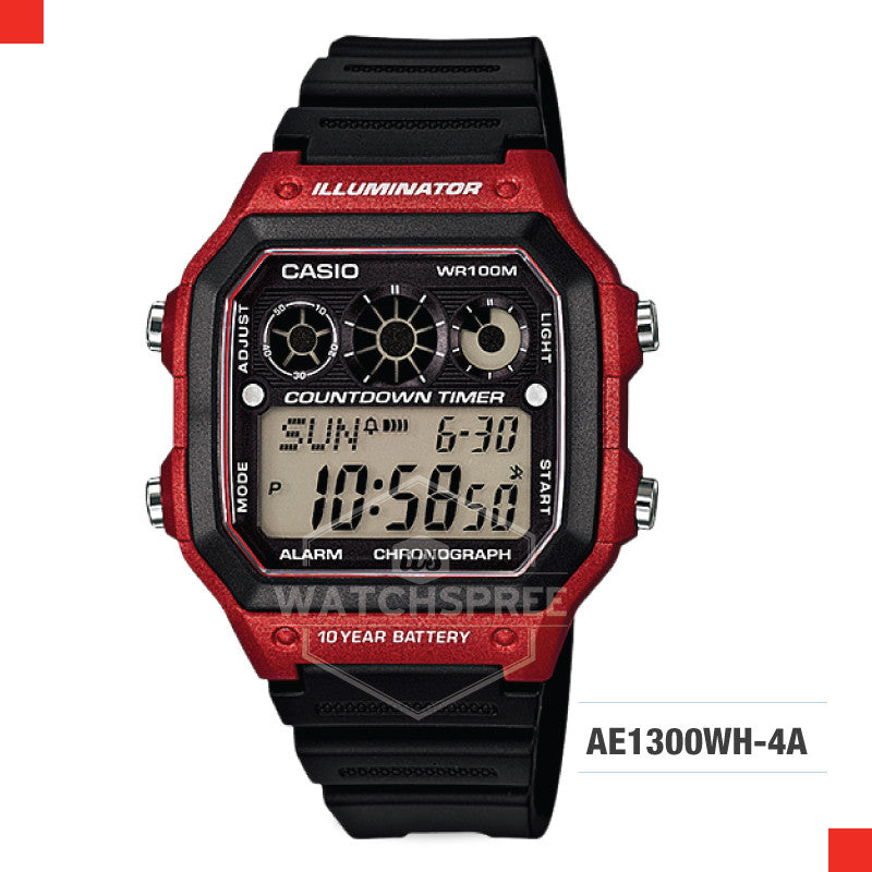 Casio Sports Watch AE1300WH-4A