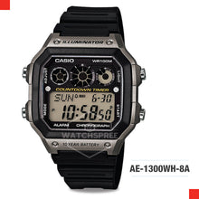 Load image into Gallery viewer, Casio Sports Watch AE1300WH-8A