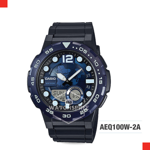 Casio Sports Watch AEQ100W-2A