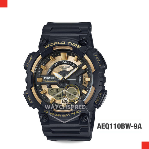 Casio Sports Watch AEQ110BW-9A