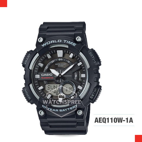 Casio Sports Watch AEQ110W-1A