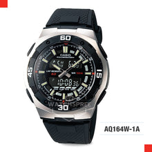 Load image into Gallery viewer, Casio Sports Watch AQ164W-1A