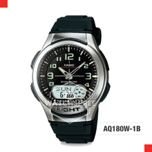 Load image into Gallery viewer, Casio Sports Watch AQ180W-1B