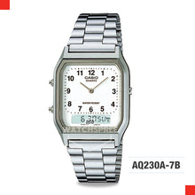 Load image into Gallery viewer, Casio Vintage Watch AQ230A-7B