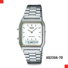 Load image into Gallery viewer, Casio Vintage Watch AQ230A-7D