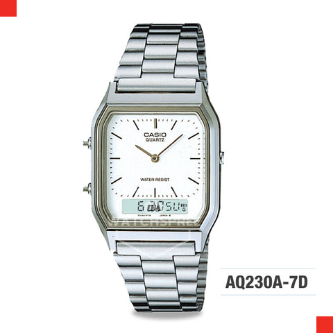 Casio Vintage Watch AQ230A-7D