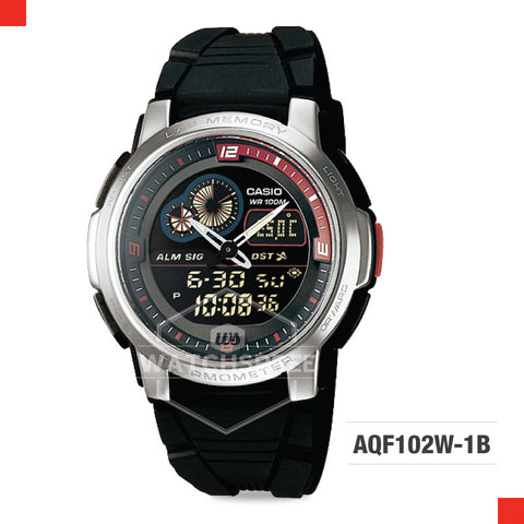 Casio Sports Watch AQF102W-1B
