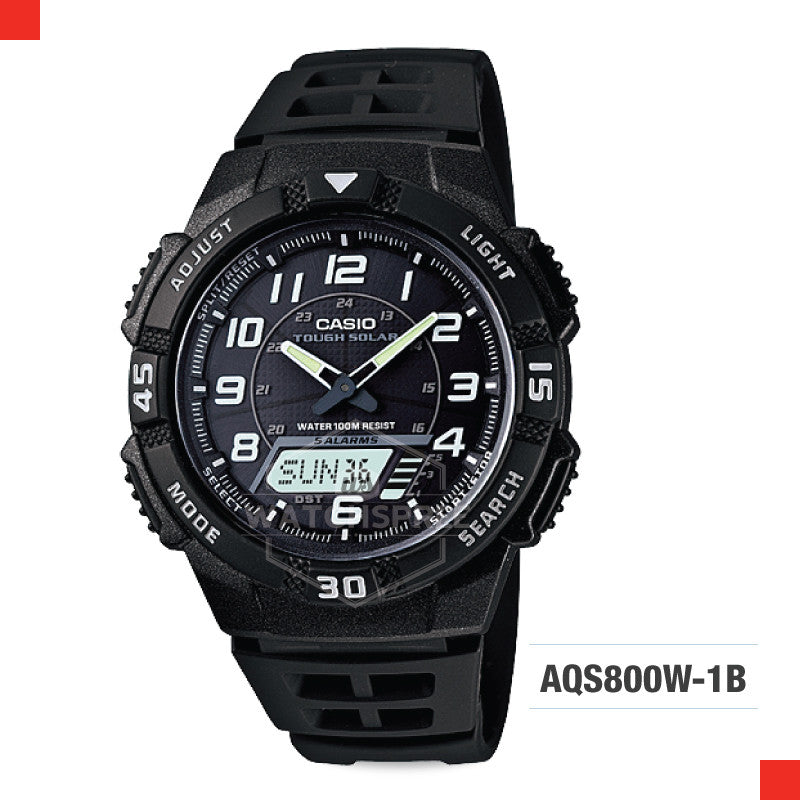 Casio Sports Watch AQS800W-1B