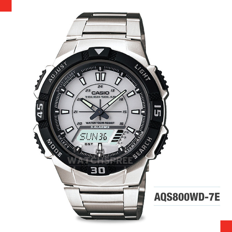 Casio Sports Watch AQS800WD-7E