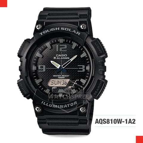 Casio Sports Watch AQS810W-1A2