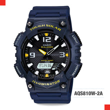 Load image into Gallery viewer, Casio Sports Watch AQS810W-2A