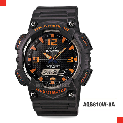 Casio Sports Watch AQS810W-8A