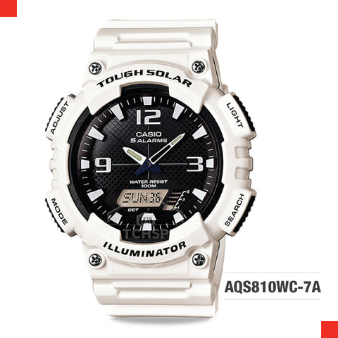 Casio Sports Watch AQS810WC-7A
