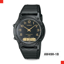 Load image into Gallery viewer, Casio Sports Watch AW49H-1B