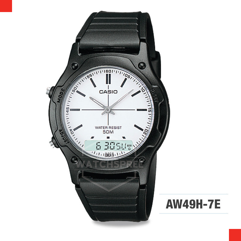 Casio Sports Watch AW49H-7E