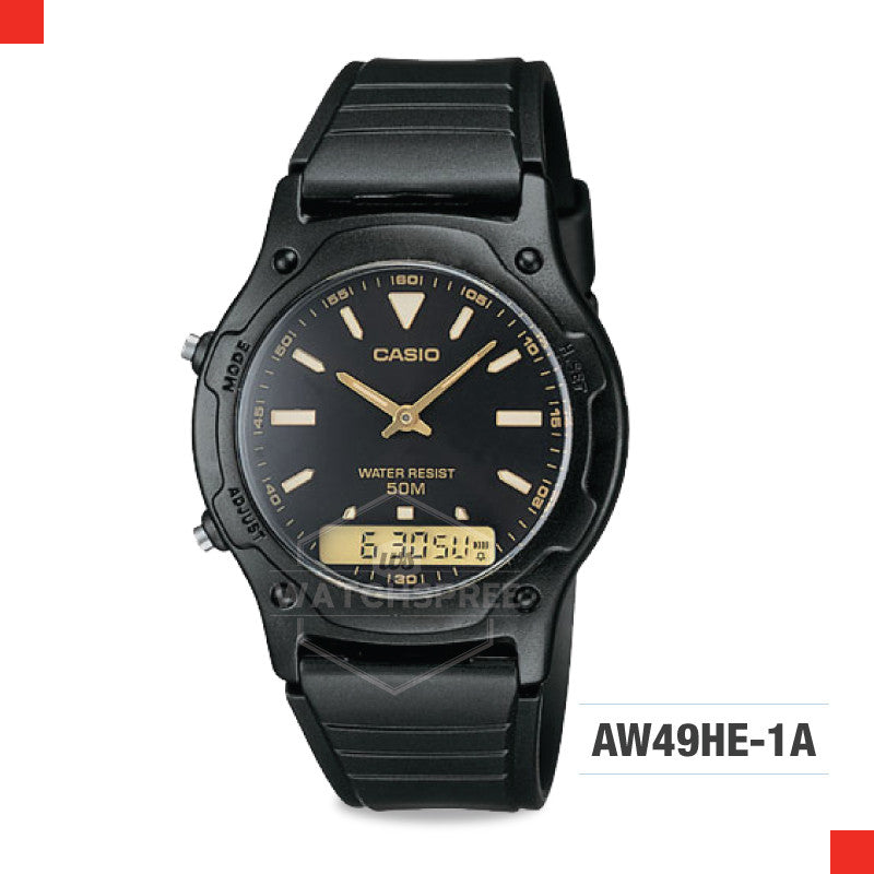 Casio Sports Watch AW49HE-1A