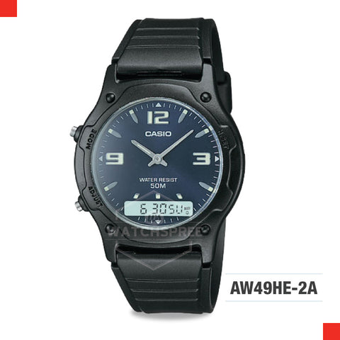 Casio Sports Watch AW49HE-2A