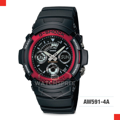 Casio G-Shock Classic Watch AW591-4A