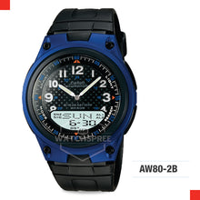Load image into Gallery viewer, Casio Sports Watch AW80-2B