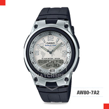 Load image into Gallery viewer, Casio Sports Watch AW80-7A2